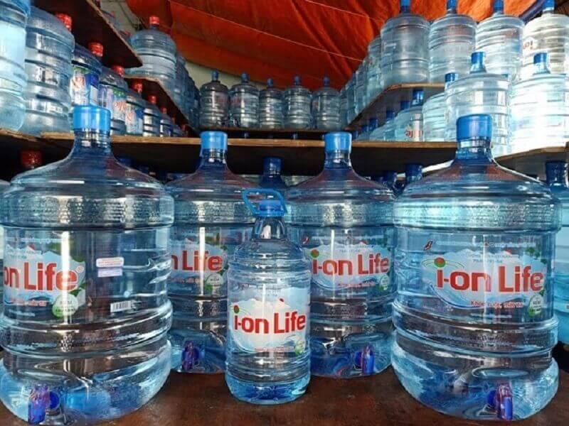 Đại lý nước ion Life và điều kiện giao hàng