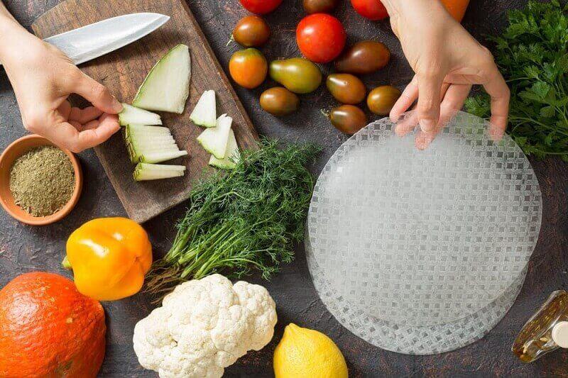 Bổ sung nhiều rau củ quả là cách đơn giản nhất để cân bằng độ pH