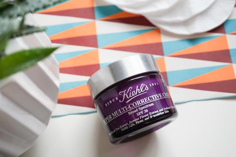 Kem Kiehl's Super Multi-Corrective Cream chống lão hóa, kéo dài tuổi xuân