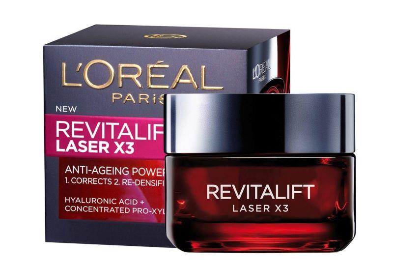 Giữ gìn nét xuân cùng với L'oreal Revitalift Night Cream