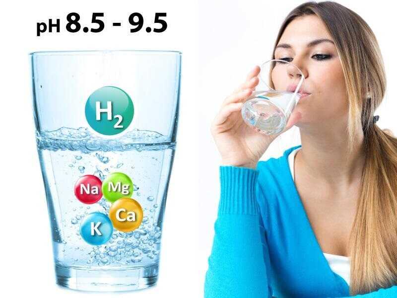 Nước ion kiềm có tác dụng làm đẹp da, kéo dài tuổi xuân