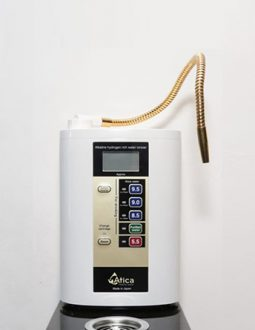 máy lọc nước ion kiềm Atica Gold