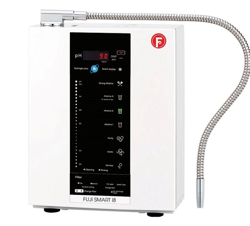 Máy điện giải ion kiềm Fuji Smart I8 độc đáo