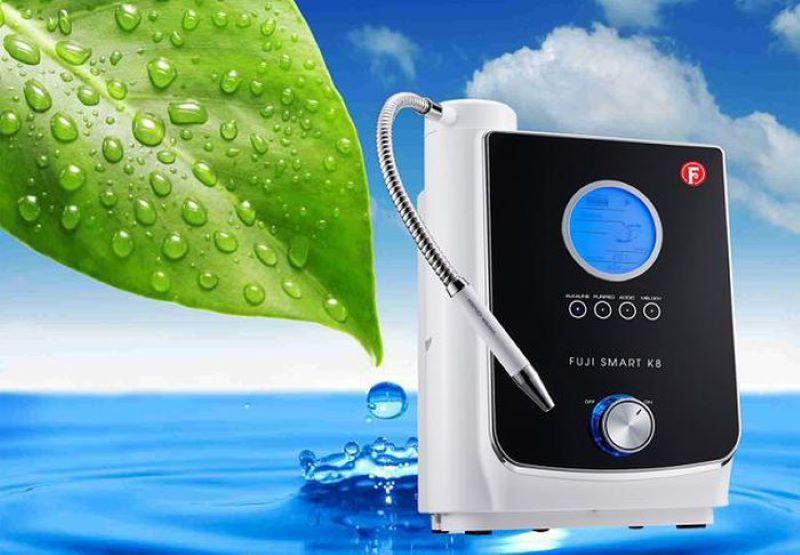 Máy điện giải Fuji Smart K8 cao cấp, chính hãng