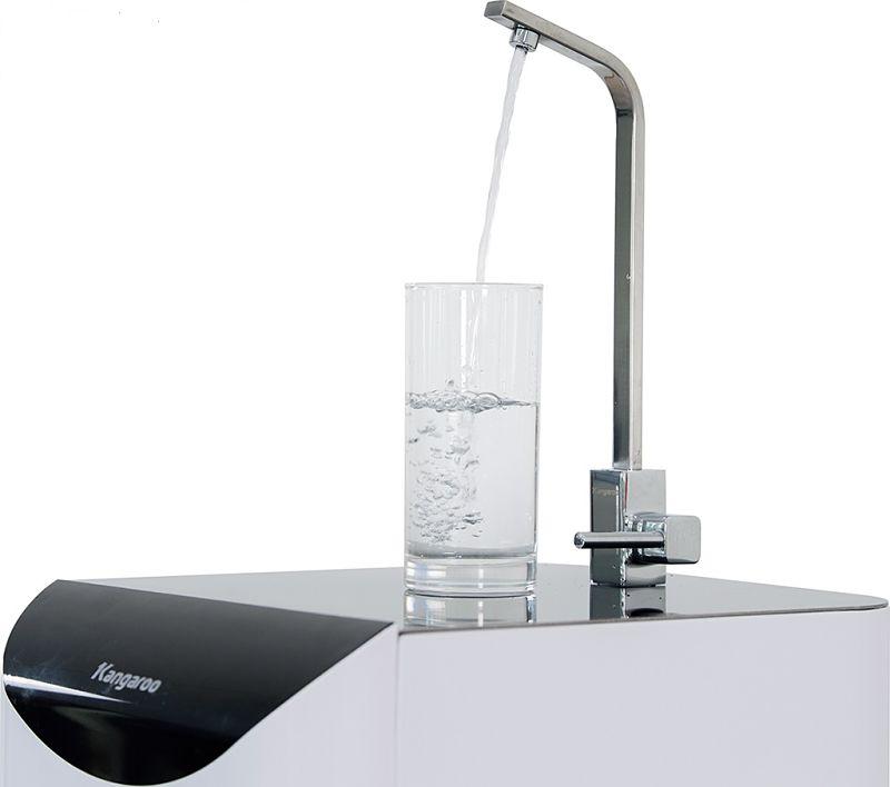 Máy lọc nước Kangaroo hoạt động khá bền bỉ và tuổi thọ cao