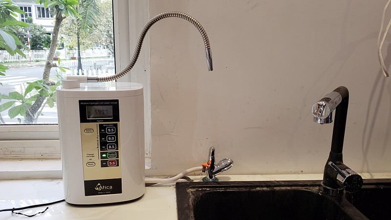 Máy lọc nước Atica tạo ra nguồn nước tinh khiết và chất lượng