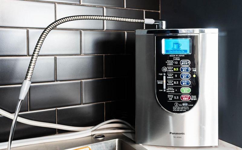 Máy lọc nước nội địa Nhật tích hợp nhiều công nghệ tiên tiến