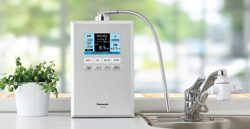 Máy lọc nước Panasonic tích hợp nhiều công nghệ lọc nước hiện đại