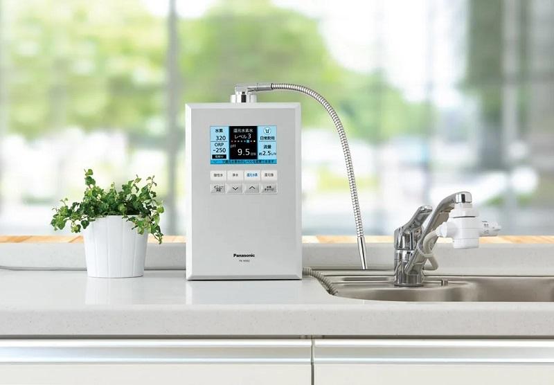 Máy lọc nước Panasonic TK-HS92 mang lại giải pháp sức khỏe tối ưu