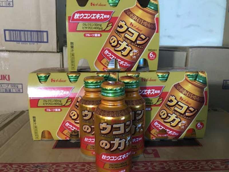 Power of Ukon Extract là một trong những sản phẩm nổi tiếng hàng đầu Nhật Bản