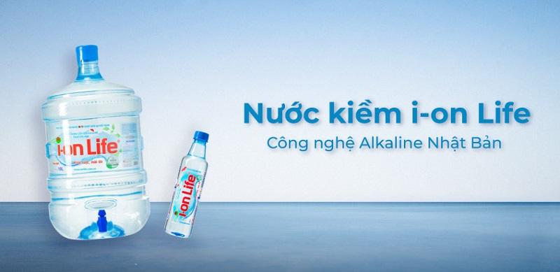 Nước ion Life được sản xuất với quy trình tiêu chuẩn chất lượng