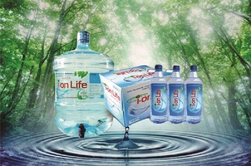 Những phân tử trong nước ion kiềm sẽ giúp tăng cường quá trình trao đổi chất