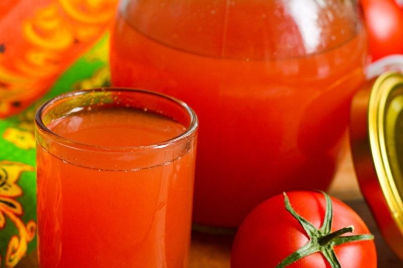 Nước ép cà chua giúp phát huy công dụng trong thời gian ngắn
