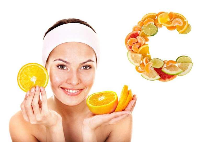 Vitamin C là chất chống oxy hóa vô cùng quen thuộc
