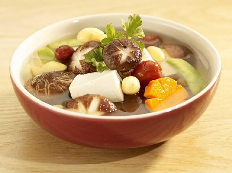 Tác dụng của nước kiềm trong nấu ăn là giúp giữ được hương vị thơm ngon