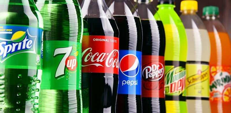Nước ngọt có gas là một trong những loại thực phẩm có tính axit cao bạn nên tránh