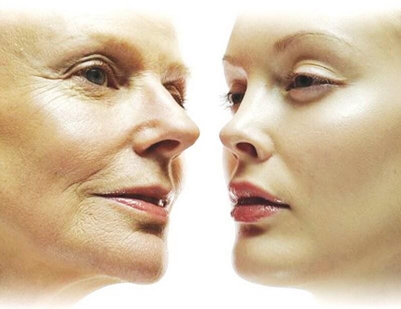 Bí quyết chống lão hóa da mặt hiệu quả