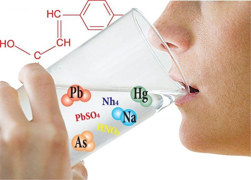 Các khoáng chất tự nhiên trong nước ion kiềm rất dễ hấp thu