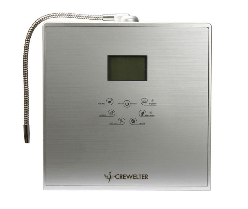 Thuộc dòng phân khúc cao cấp, máy lọc nước model Crewelter 9 Full được nhiều người tin dùng