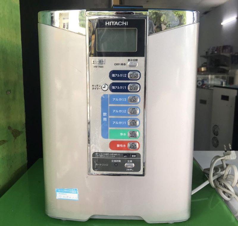 Máy lọc nước ion kiềm HW7000
