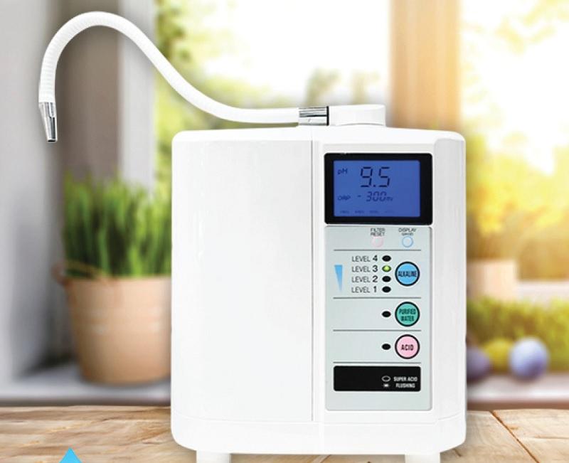 Impart Excel-FX (MX-99) sở hữu nhiều tính năng ưu việt và có thể tạo ra 8 loại nước với các cấp độ pH khác nhau