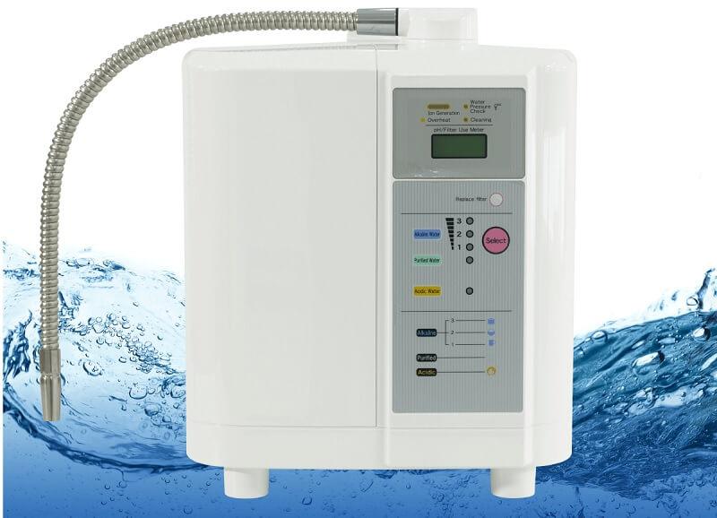 Sản phẩm nước được tạo ra bởi máy lọc Impart Excel–EX (MX-33) có đặc tính giàu tính kiềm và có chỉ số chống oxy hóa cao