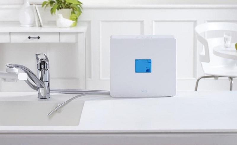 Thương hiệu máy lọc nước tạo kiềm hàng đầu tại Nhật Bản
