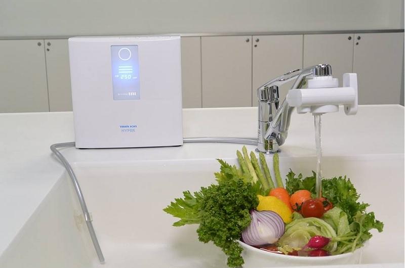Những sản phẩm máy lọc nước ion kiềm Trim Ion được nhiều người tin dùng nhất hiện nay