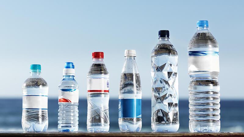 Top 10 nước uống tinh khiết đóng chai được ưa chuộng sử dụng nhất hiện nay