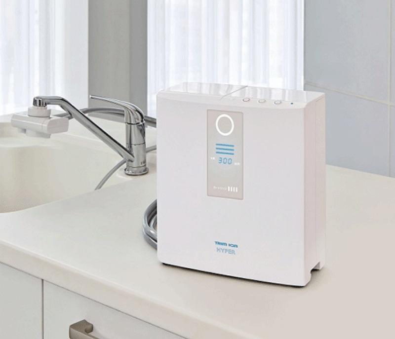 Siêu phẩm máy lọc nước ion kiềm Trimion Hyper