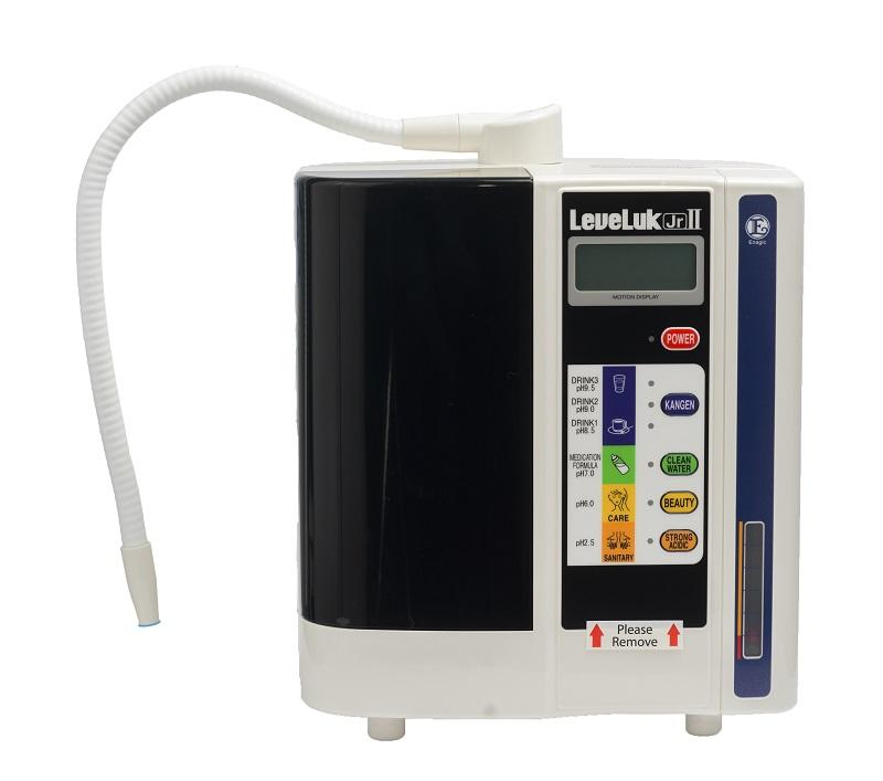 Máy lọc nước ion kiềm Kangen LeveLuk JrII là sản phẩm cao cấp thế hệ mới