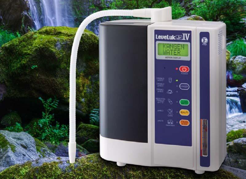 Máy lọc nước Kangen JRIV được sản xuất bởi tập đoàn Enagic