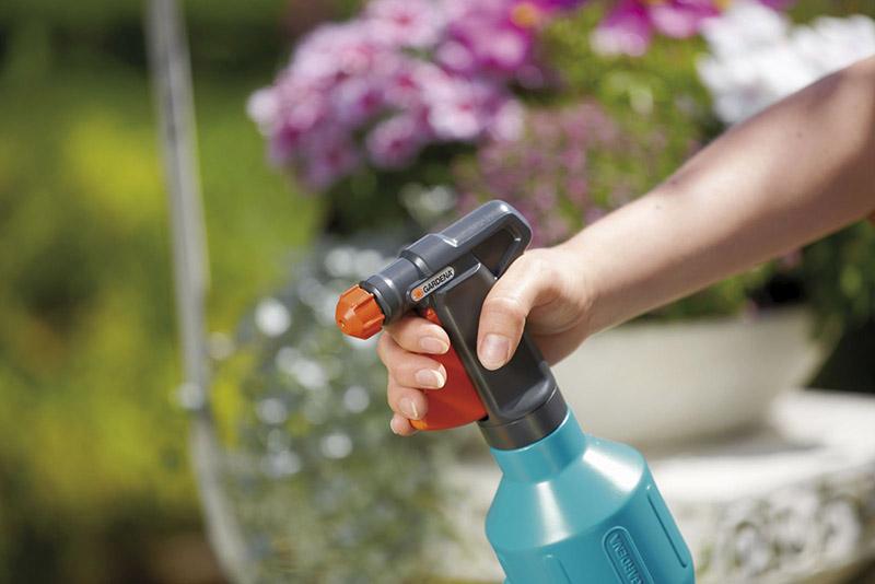 Nước trung tính có thể dùng để tưới cây