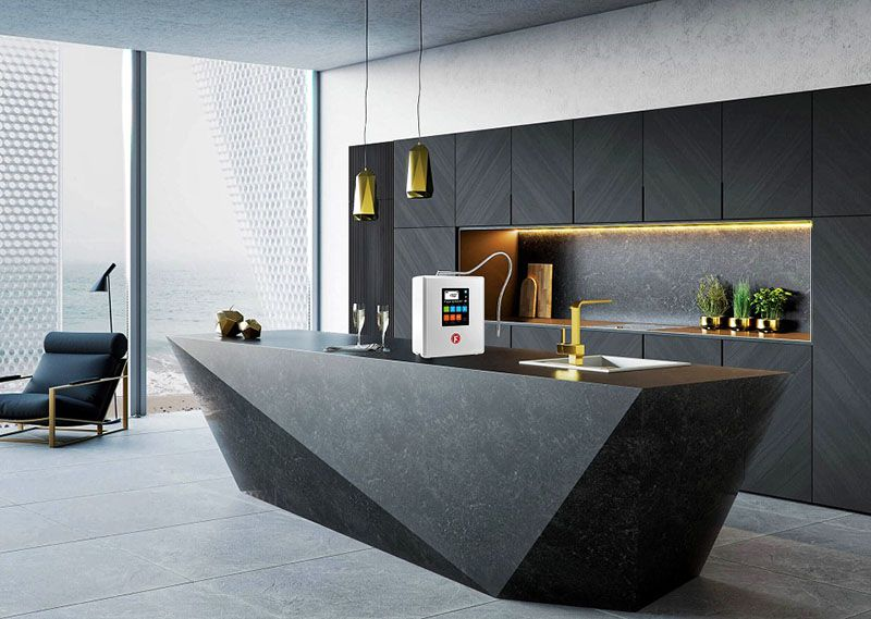 Fuji Smart i9 tích hợp chức năng vệ sinh tự động sau mỗi 30 phút sử dụng