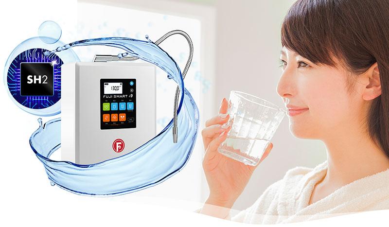 tuần 3 và 4 trở đi, người dùng có thể dùng nước ion kiềm pH 9.0 – 9.5