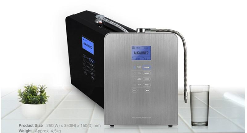 Có một số lưu ý khi dùng máy lọc nước Ionia