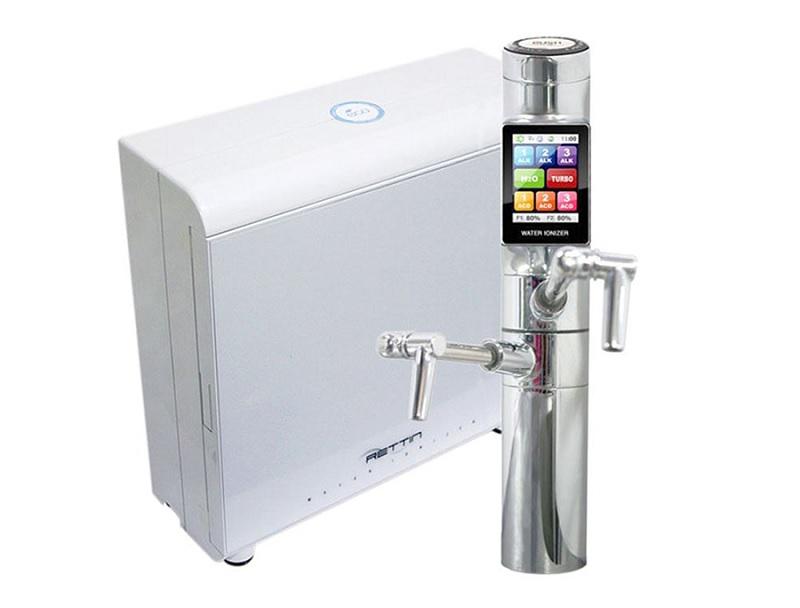 Máy lọc nước ion kiềm Tyent Uce 9000T được sản xuất bởi tập đoàn Taeyoung E&T Co., Ltd